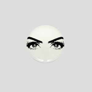 Eyes Mini Button