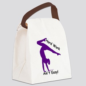 Gymnastics Lunch Bag - Hard Work