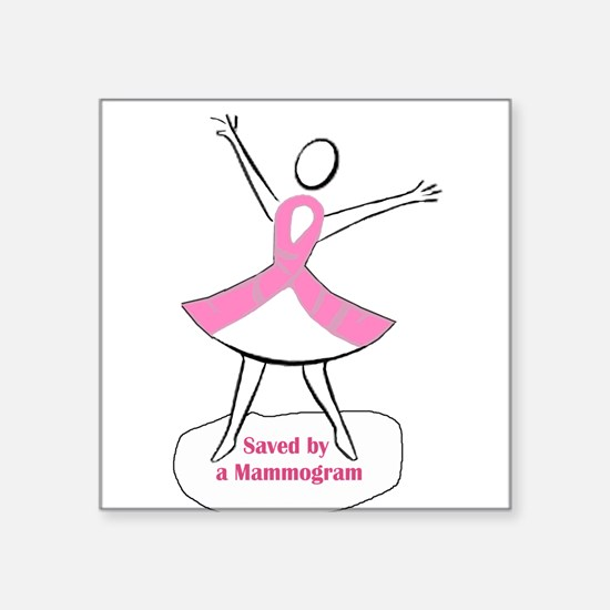 Mammograms Are Important Sticker