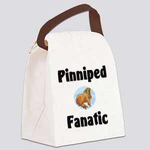 Pinniped124128 Canvas Lunch Bag