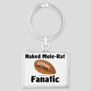 Naked-Mole-Rat135161 Landscape Keychain