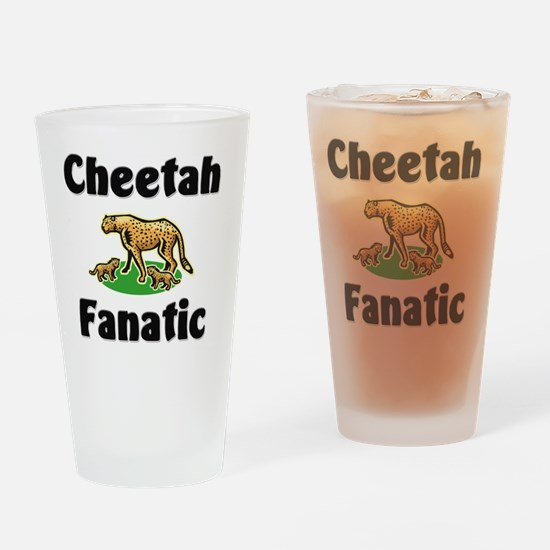 Cheetah111338 Drinking Glass
