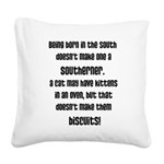 southbiscuits2 Square Canvas Pillow