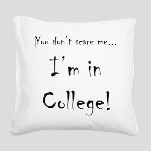 YDSM..lege Square Canvas Pillow
