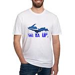 Ski Da UP Fitted T-Shirt