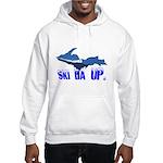 Ski Da UP - Big Air Ski Wear - Hooded Sweatshirt