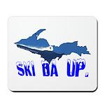 Ski Da UP Mousepad