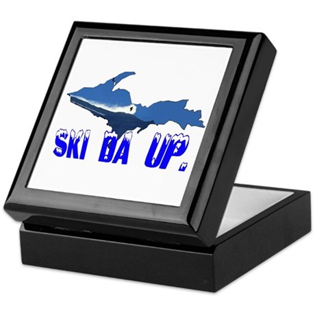 Ski Da UP Keepsake Box