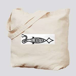 Tully Monster Tote Bag