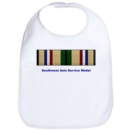 Southwest Asia Service Medal Bib