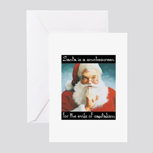 Funny holiday greeting cards cafepress greeting cards pk of 10 m4hsunfo