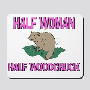 WOODCHUCK485 Mousepad