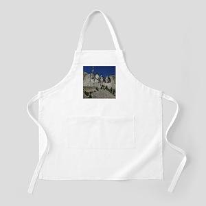 Native Mt. Rushmore BBQ Apron