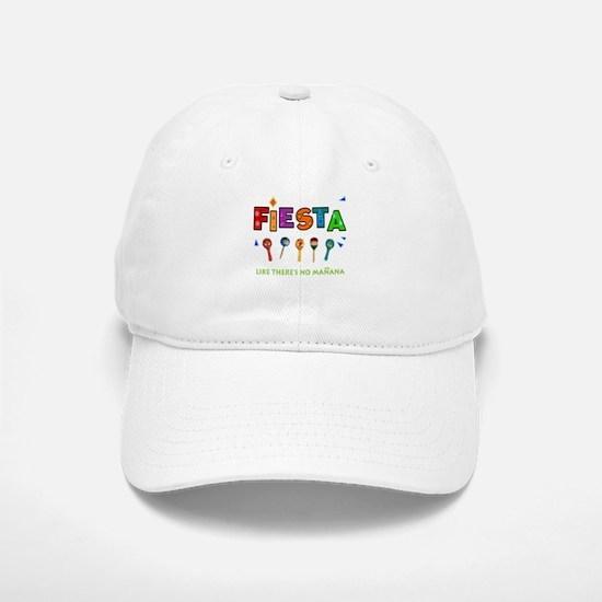 Spanish Party Baseball Baseball Cap