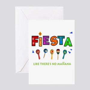 Spanish greeting cards cafepress spanish party card greeting cards m4hsunfo