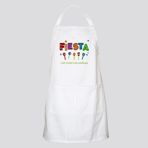 Spanish Party Apron