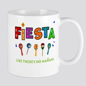 Spanish Party Mug