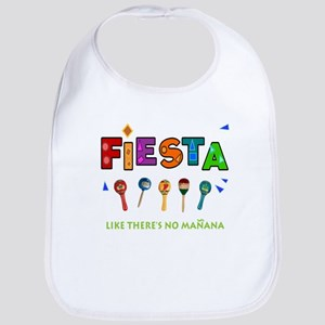 Spanish Party Bib
