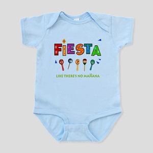 Spanish Party Infant Bodysuit
