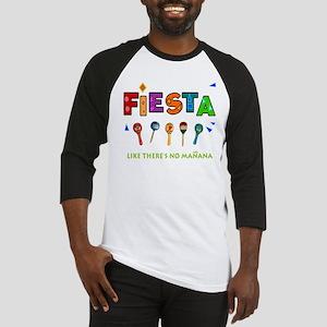 Spanish Party Baseball Jersey