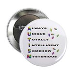 AUTISM Button