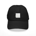 AUTISM Black Cap