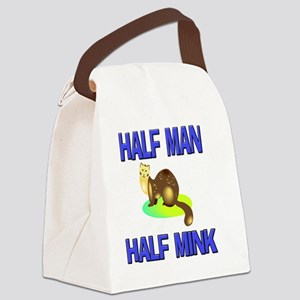 MINK47174 Canvas Lunch Bag