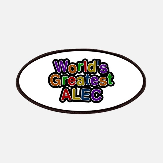 World's Greatest Alec Patch
