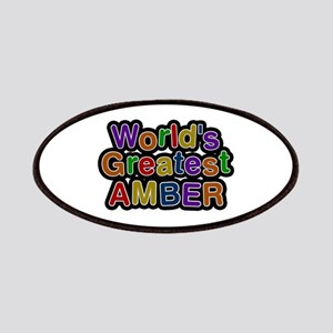 World's Greatest Amber Patch