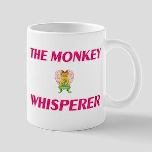 The Monkey Whisperer Mugs
