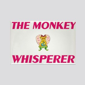 The Monkey Whisperer Magnets