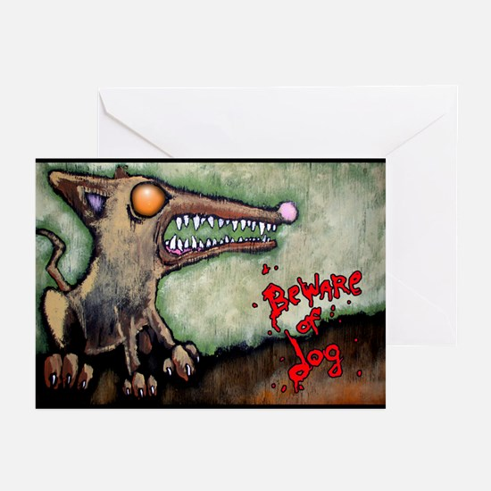 Jezebel Greeting Cards (Pk of 10)