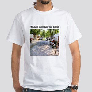 SHADY SHORES MENS T- SHIRT