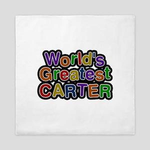 World's Greatest Carter Queen Duvet
