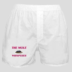 The Mole Whisperer Boxer Shorts