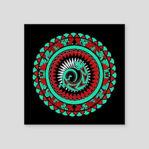 Lizard Mandala Sticker