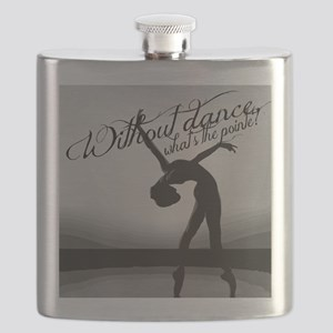 Ballet Dancer Flask
