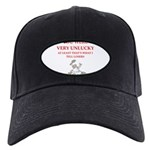 Unlucky gifts and t-shirts. Baseball Hat