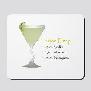 Lemon Drop Mousepad