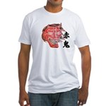 Fitted Red Demon T-Shirt