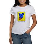 Blue Dog Women's T-Shirt