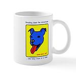 Blue Dog Mug