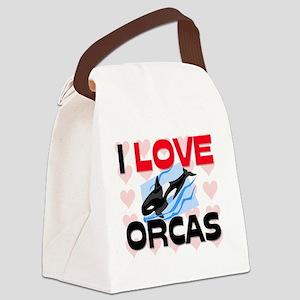 ORCAS98149 Canvas Lunch Bag