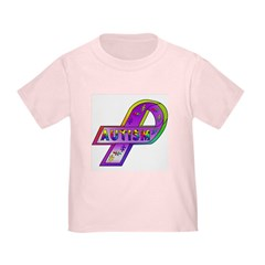 AUTISM Ribbon (2-Sided) T