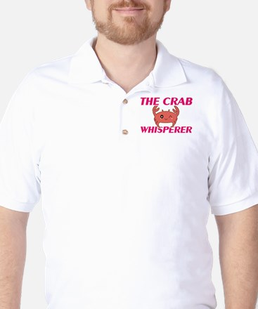 The Crab Whisperer Golf Shirt