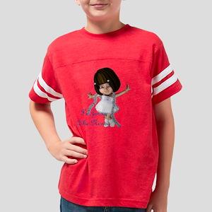 FancylikeNancyCindi Youth Football Shirt