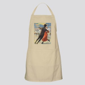 Vintage Love and Romance Apron