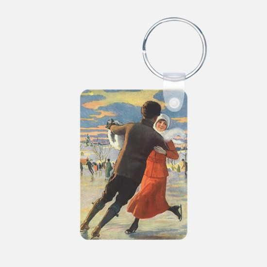Vintage Love and Romance Keychains