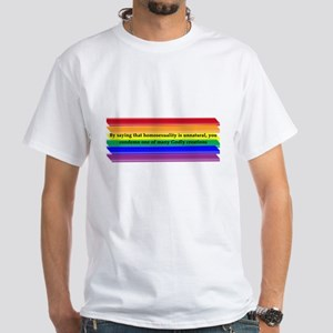 To Condemn Gays is to Condemn God T-Shirt