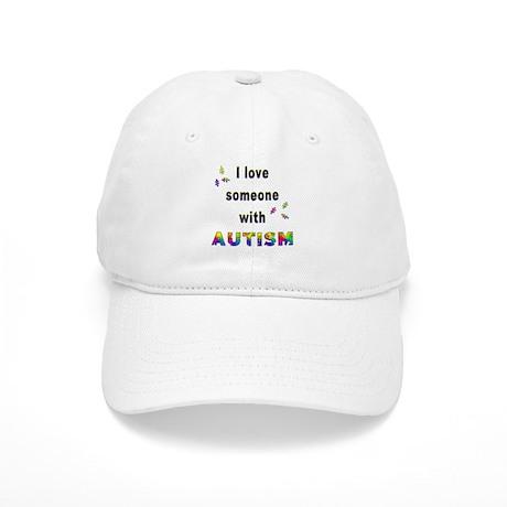I Love Someone With Autism! Cap